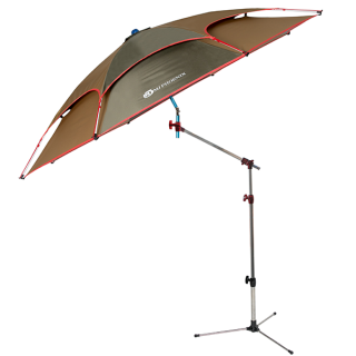[Oxford] 50-inch three-stage separation + self-tie parasol