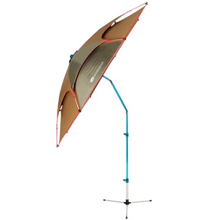 [Oxford] 50-inch self-winding two-stage parasol